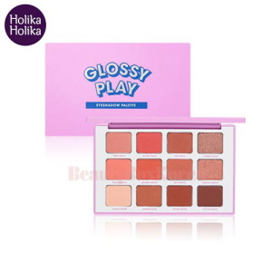 HOLIKA HOLIKA Piece Matching 12 Shadow Palette [18 S/S Glossy Play Collection],HOLIKAHOLIKA